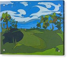 Landscape 9 Acrylic Print