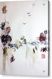 Landscape Dreams Acrylic Print