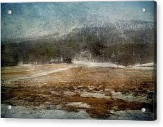 Landscape From Norway Acrylic Print by Vittorio Chiampan