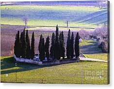 Acrylic Print featuring the photograph Landscape by Jean Bernard Roussilhe