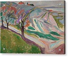 Landscape, Kragero Acrylic Print