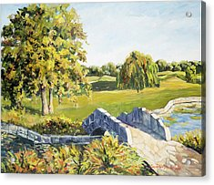 Landscape No. 12 Acrylic Print