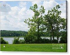 Landscape Photo II Acrylic Print