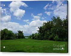 Landscape Photo Acrylic Print