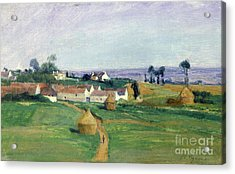 Landscape Acrylic Print by Victor Vignon