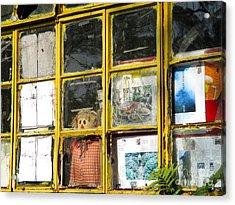 Acrylic Print featuring the photograph Lantau Island 47 by Randall Weidner