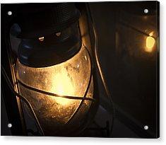 Lantern Acrylic Print