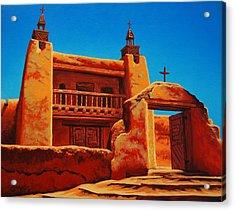 Las Trampas Acrylic Print