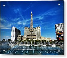 Las Vegas 016 Acrylic Print