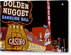 Las Vegas 1964  I Acrylic Print