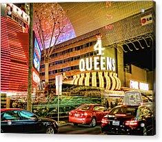 Las Vegas Acrylic Print