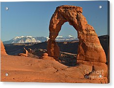 Acrylic Print featuring the photograph Lasals Framed by Jeff Loh