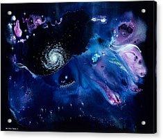 Lascaux Stardance Acrylic Print by Lee Pantas