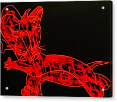 Laser Acrylic Print