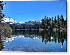 Lassen Volcanic National Park Acrylic Print