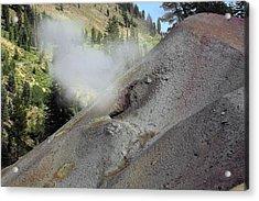 Lassen Volcanic Wilderness Acrylic Print by Christine Till