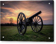 Acrylic Print featuring the photograph Last Call by Ryan Wyckoff