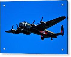 Last Lancaster Acrylic Print