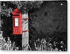 Last Post 4.30 Acrylic Print