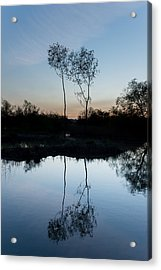 Late Evening Reflections II Acrylic Print by Marco Oliveira