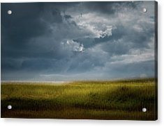 Late September Afternoon  Acrylic Print