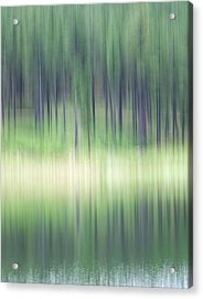 Late Spring Light Acrylic Print