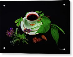 Late Summer Coffee Acrylic Print