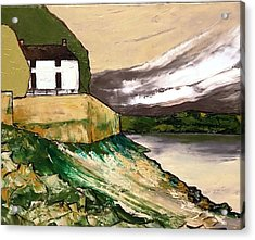 Laugharne Wales  Acrylic Print