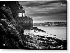 Dylan Thomas Boathouse 5 Acrylic Print