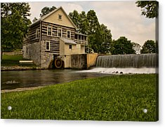 Laughlin Mill  Acrylic Print