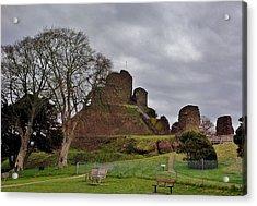 Launceston Castle Acrylic Print
