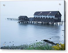 Launch For Hire Acrylic Print by Eric Foltz