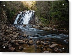 Laurel Falls In Autumn #1 Acrylic Print