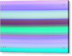 Lavender Sachet Acrylic Print