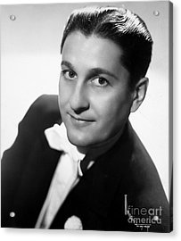 Lawrence Welk (1903-1992) Acrylic Print by Granger