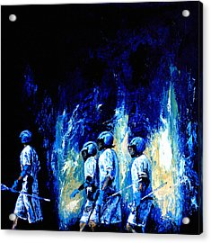 Laxatar Acrylic Print by Kenneth DelGatto