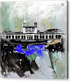 Layallpur District Council Acrylic Print