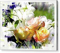 Layering Acrylic Print