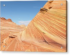Layers In A Sandstone Cake Acrylic Print by Tim Grams