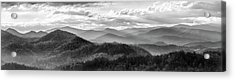 Layers In The Smokies Acrylic Print