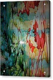 Layers Of Life Acrylic Print