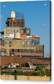 Layers Of Minneapolis Acrylic Print