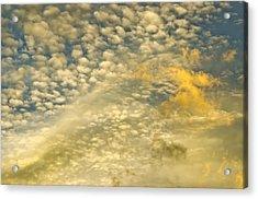 Layers Of Sky Acrylic Print