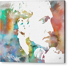 Layne Staley Acrylic Print