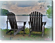 Lazy Afternoon Acrylic Print