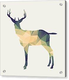 Le Cerf Acrylic Print