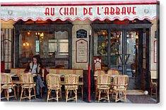 Le Chai Paris  Acrylic Print