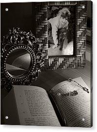 Le Ricordanze - G. Leopardi Acrylic Print
