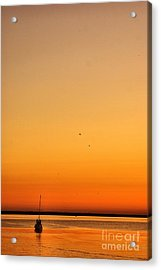 Acrylic Print featuring the photograph Le Voyage 02 by Aimelle
