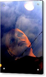 Leanne 2 Acrylic Print by Jez C Self